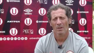 No News - Entrevista a Pedro Troglio / DT Universitario de Deportes