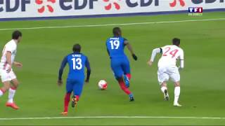 France 4-2 Russie 2016