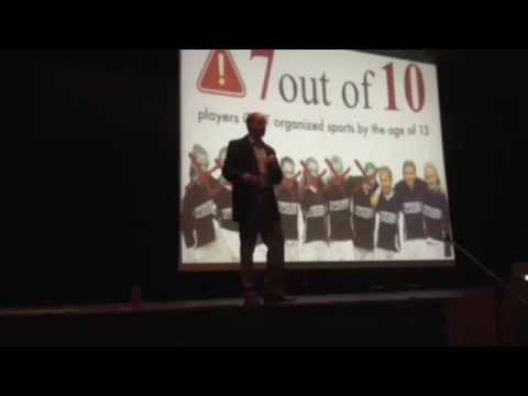 John O'Sullivan - Changing the Game Project