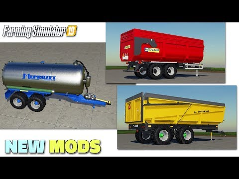 FS19 | New Mods (2020-02-10/1) - Review