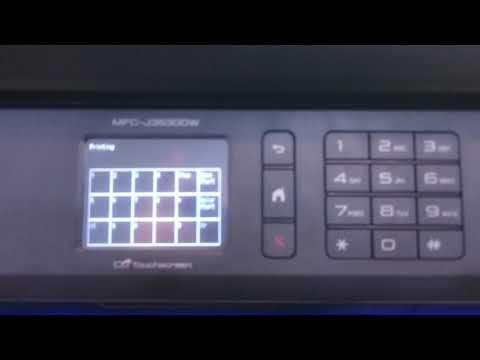 enter-maintenance-mode-&-cleanig-print-head-mfc-j3530dw