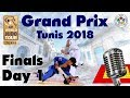 Judo Grand-Prix Tunis 2018: Day 1 - Final Block
