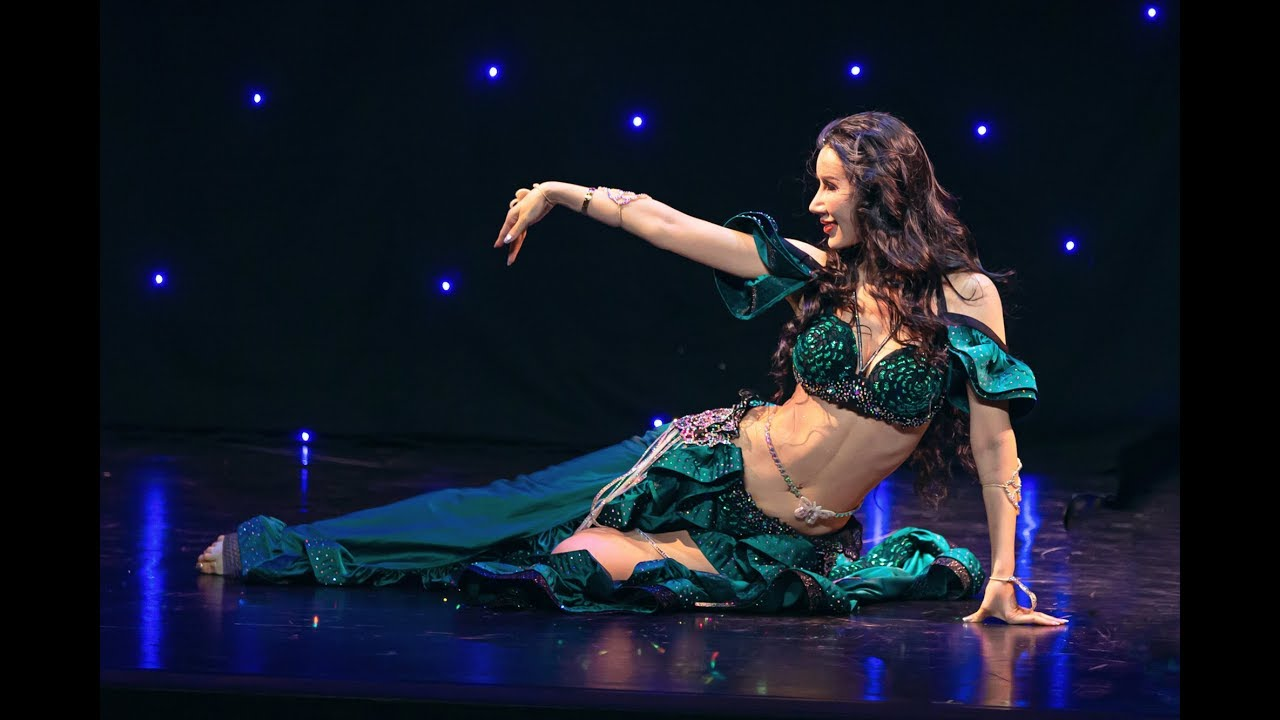 Learn Belly Dancing from Jamila, World Champion Bellydance ...