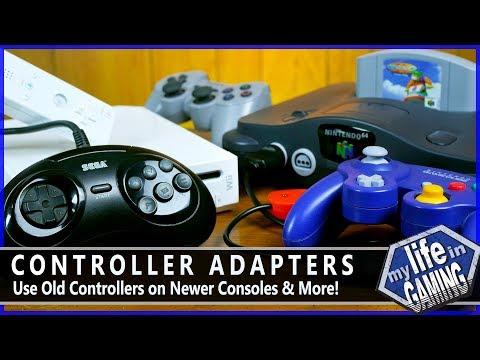 Controller Adapters :: Tips & Tweaks - MY LIFE IN GAMING