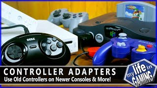 Controller Adapters :: Tips & Tweaks - MY LIFE IN GAMING