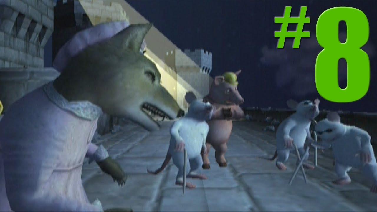 Shrek 2 Game Walkthrough Part 7 Fairy Godmother S No Commentary Gameplay Gamecube Xbox Ps2 Youtube