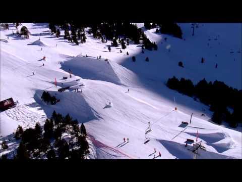 Андорра! 100% после просмотра захочется на лыжи!