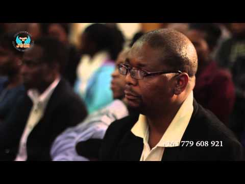 Prophet Edd in South Africa word