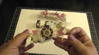 Make Three Beautiful Candy Boxes!