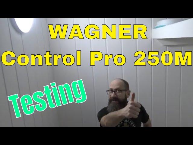 Wagner Control Pro 250 M Farbsprühsystem Test Why You Should Buy