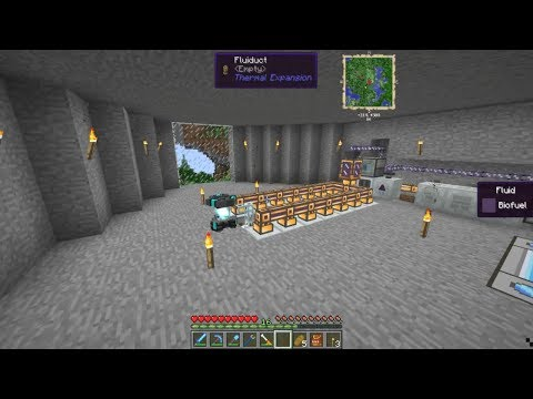 SolitaryCraft Ep22: Solar power and industrial apiaries