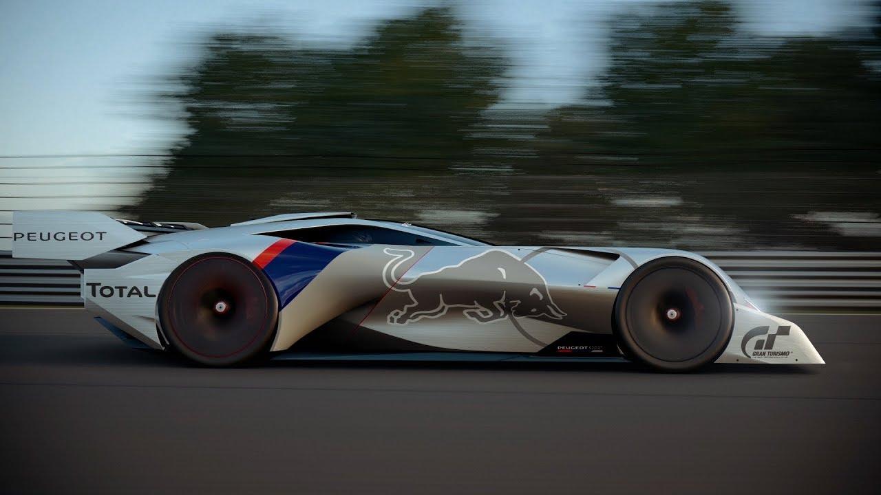 Peugeot L500R / L750R HYbrid Vision Gran Turismo ...