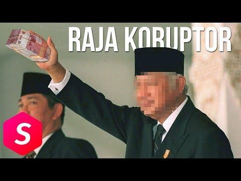 Rajanya Koruptor, Inilah 10 Presiden Paling Korup Di Dunia, Nomor Satu...