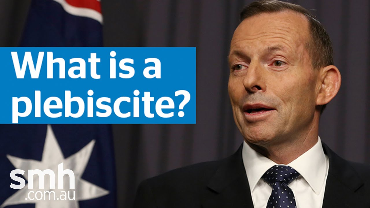 What is a plebiscite? 91