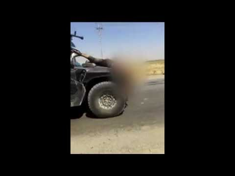 Barbaric acts of Shia groups in Iraq