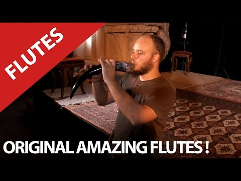 Incredible Flutes !!!! Don