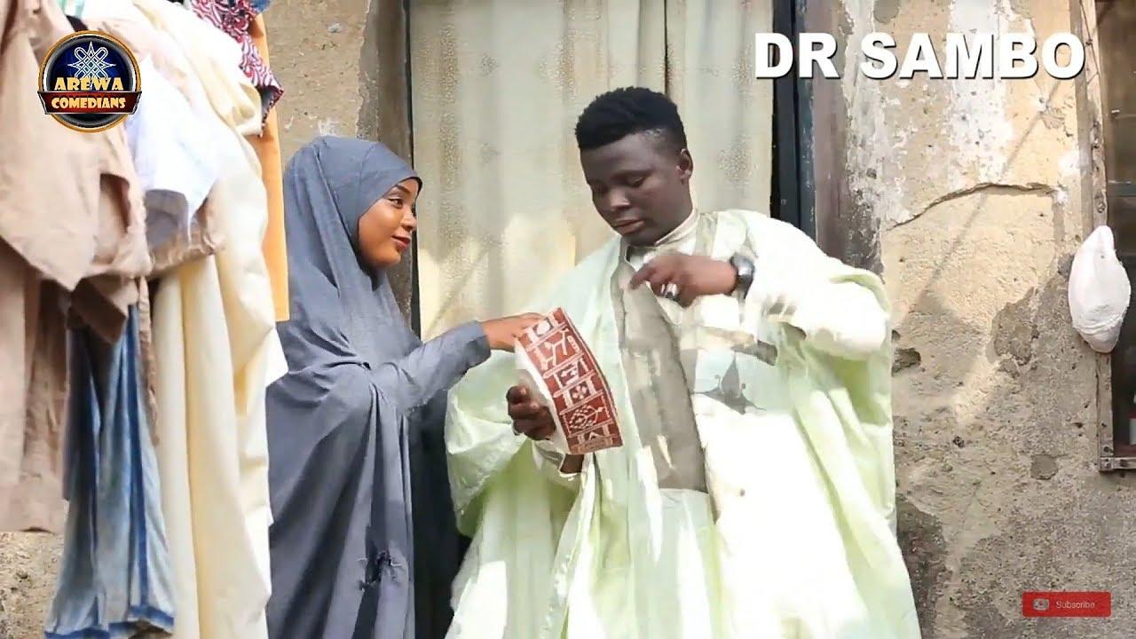 Download Musha Dariya Matar Kansila (Dr Sambo) - Arewa Comedians