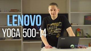 Lenovo Yoga 500-14: обзор ноутбука