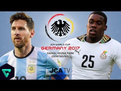 Argentina vs. Ghana