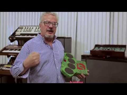 Mark Mothersbaugh's Synth Collection