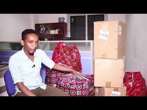 Fariid Express Cargo & Logistics reliable service in Somalia