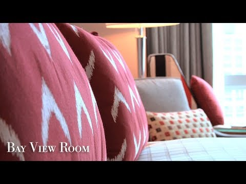 Luxury Bay-View Guest Rooms at Four Seasons Hotel Miami