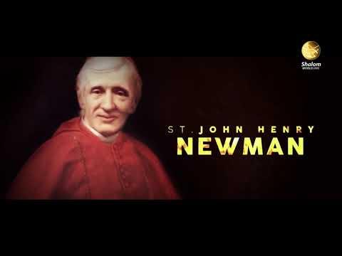 St.John Henry Newman - A leading spiritual guide, a Cardinal, and finally, a Saint! | Glorious L...