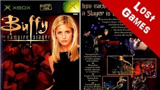 Lost Games: Buffy the Vampire Slayer (Xbox)