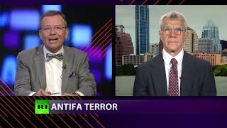 Crosstalk: Antifa terrorism