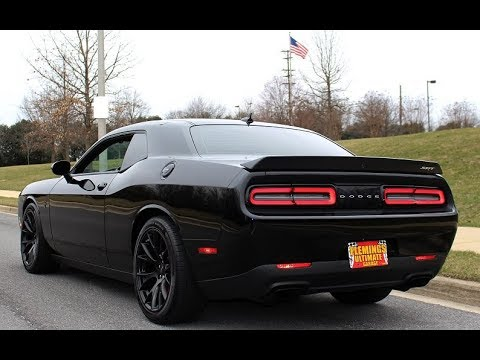 Dodge Challenger Srt Hellcat For Sale With Test Drive Driving Sounds And Review Video