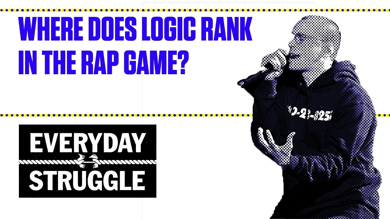 Where Does Logic Rank in the Rap Game? | Everyday Struggle