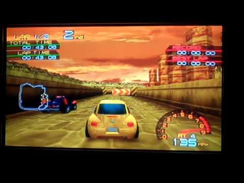 Video - Gadget Racers (PS2) Walkthrough Part 2- HunterStar