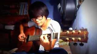 Bức tranh từ nước mắt (Mr. Siro) - Guitar cover