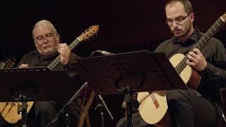 Leo Brouwer: Concierto de Tricastin - Eduardo Isaac & Juan Almada