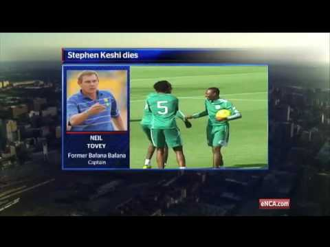 Stephen Keshi passed on