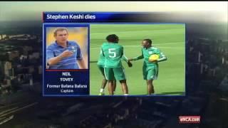 Stephen Keshi passed on