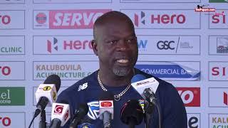 Sri Lanka have been far too good for us - Otis Gibson