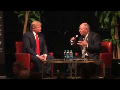 Donald Trump at 2015 Land Investment Expo