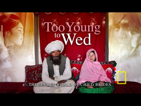 Forced child marriages in islam - documentary of National Geographic