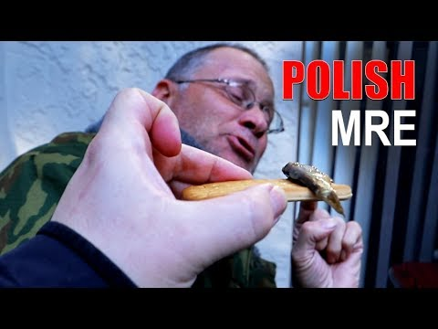 Polish MRE - quite impressive