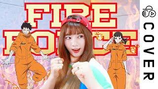 Download lagu Fire Force Season 2 OP - SPARK-AGAIN / Aimer┃Cover by Raon Lee
