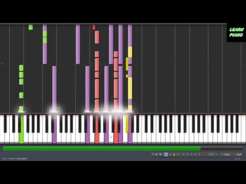 Five for Fighting  100 Years Piano Tutorials