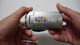 Kogan HD Digital Video Camera - Unboxing & Review