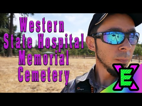 Western State Hospital Memorial Cemetery-  Lakewood, WA