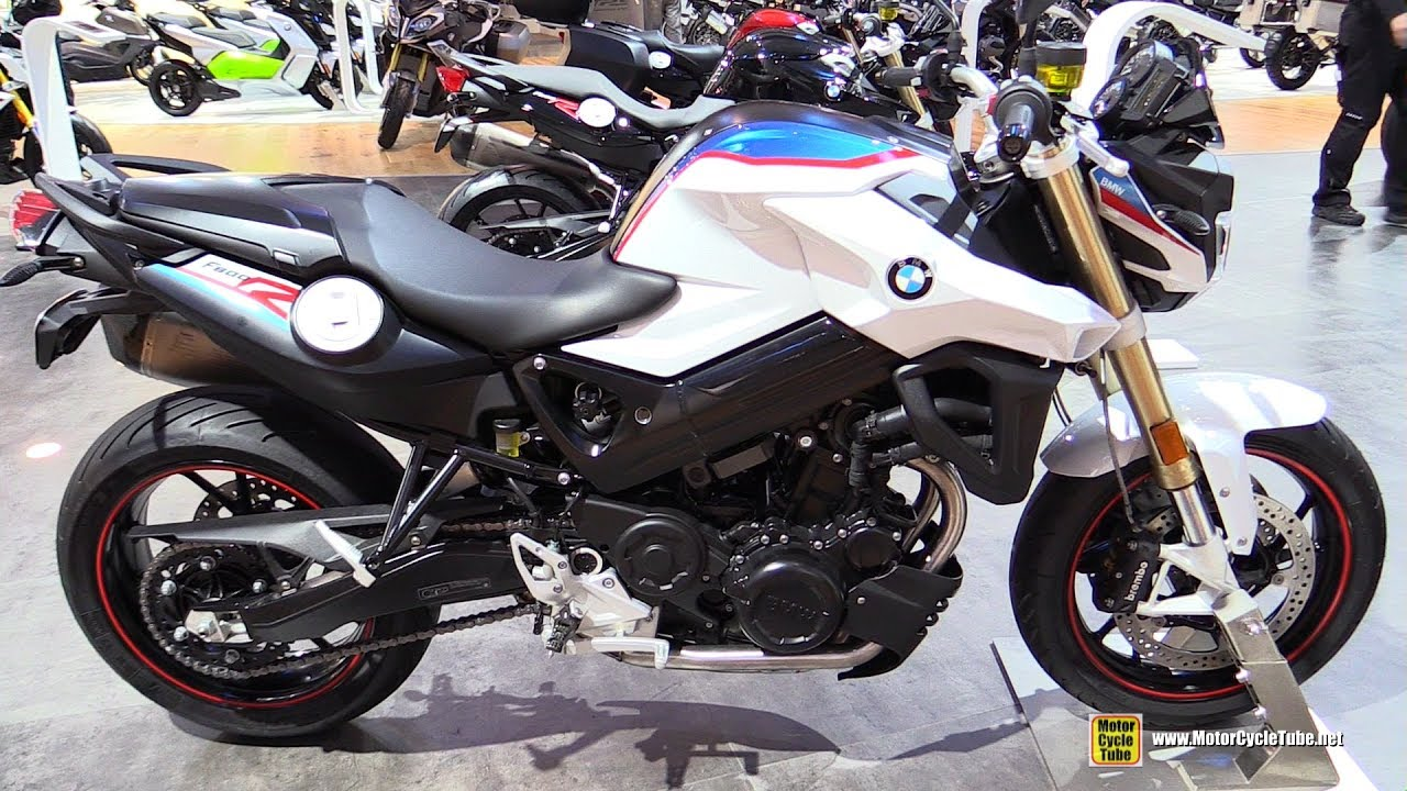 2017 bmw f800r walkaround 2016 eicma milan youtube. Black Bedroom Furniture Sets. Home Design Ideas