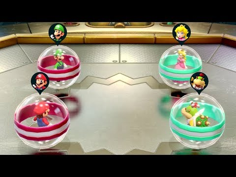 Super Mario Party - All Lucky Minigames