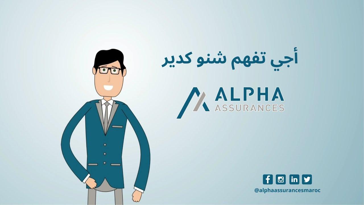 PLG : Vidéo explicative pour Alpha Assurances - Motion Design