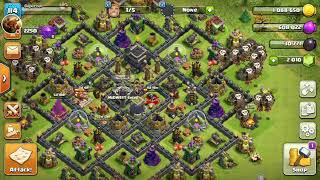 Lavaloon Th9!!Without Heroes!!