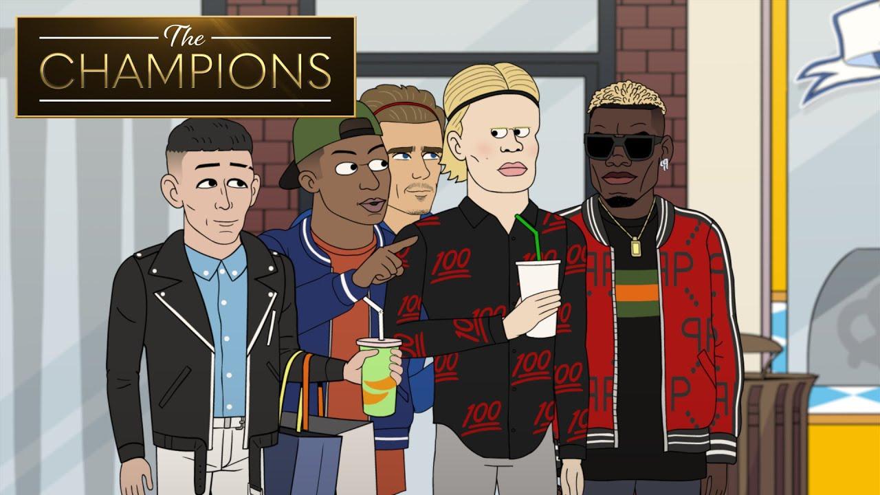 Download The Champions: Season 5, Episode 4
