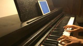 Ghen (Erik ft-Min) Piano Cover | Đại Dương cover |